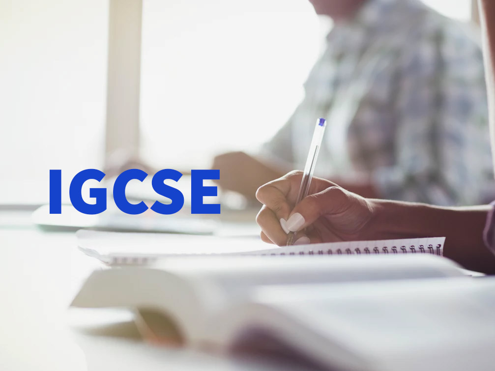 Which subjects does IGCSE programs include