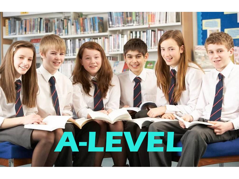 Luyện thi A-level