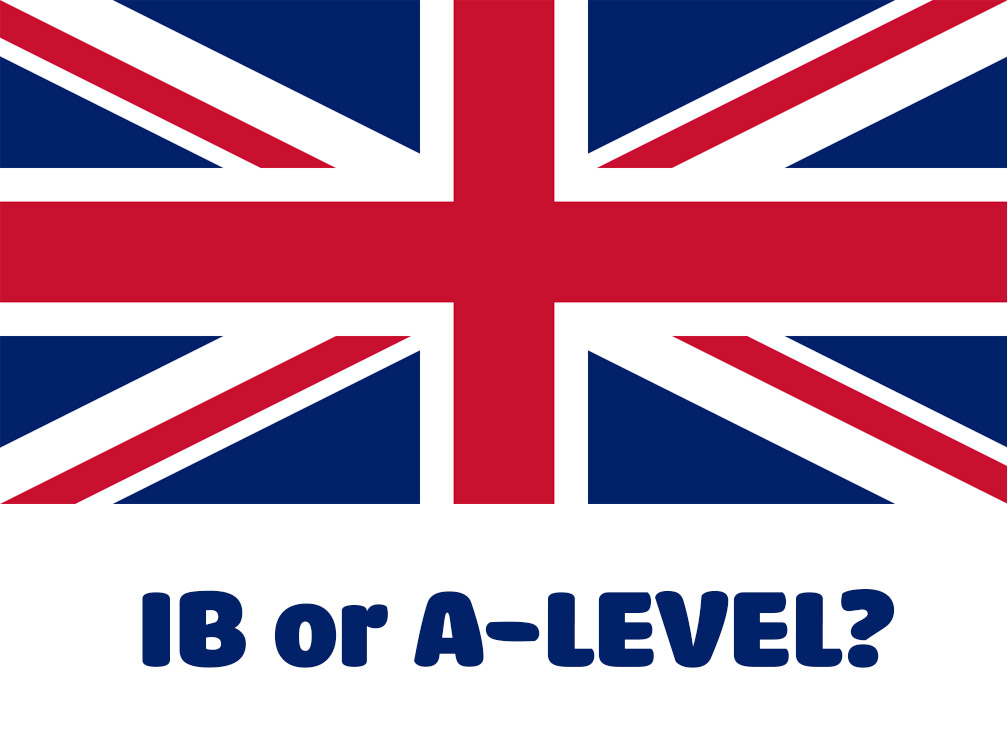 Should choose IB or A-level for studying in UK