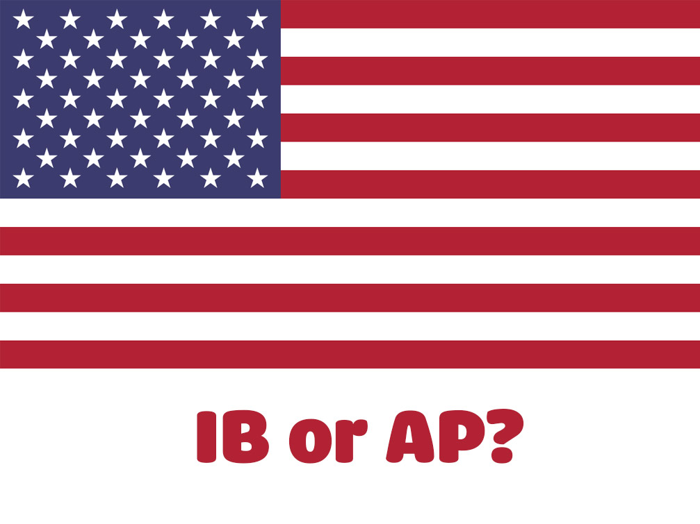 Should choose IB or AP for studying in US?