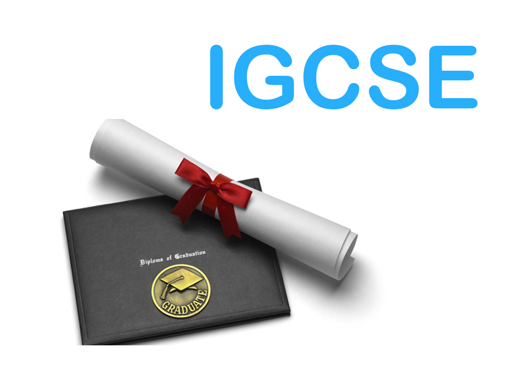 The advantage of IGCSE certificate