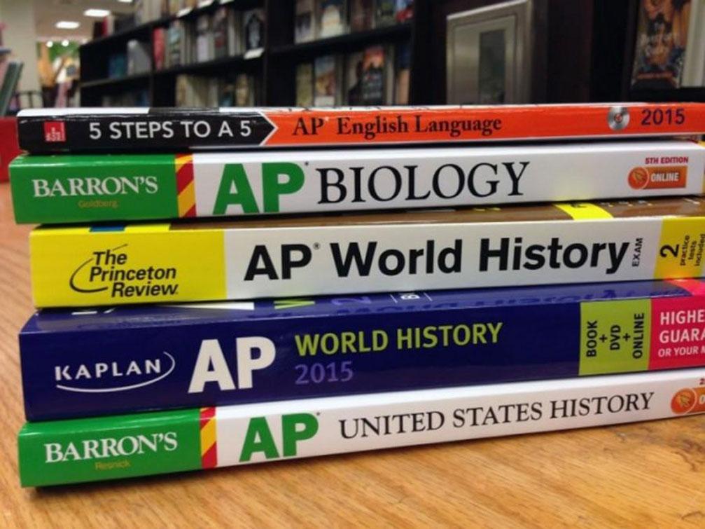 Tuyển tập sách AP được sử dụng nhiều nhất