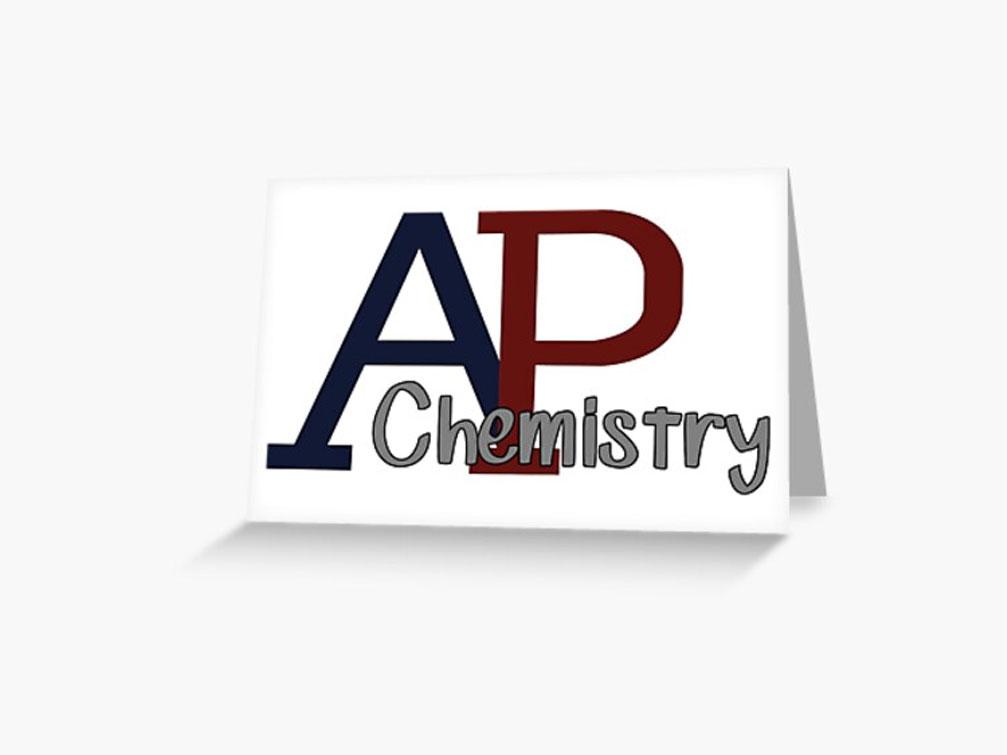 Đâu là sách AP Chemistry được tham khảo nhiều?