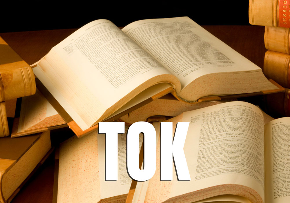 How to choose a topic for TOK?