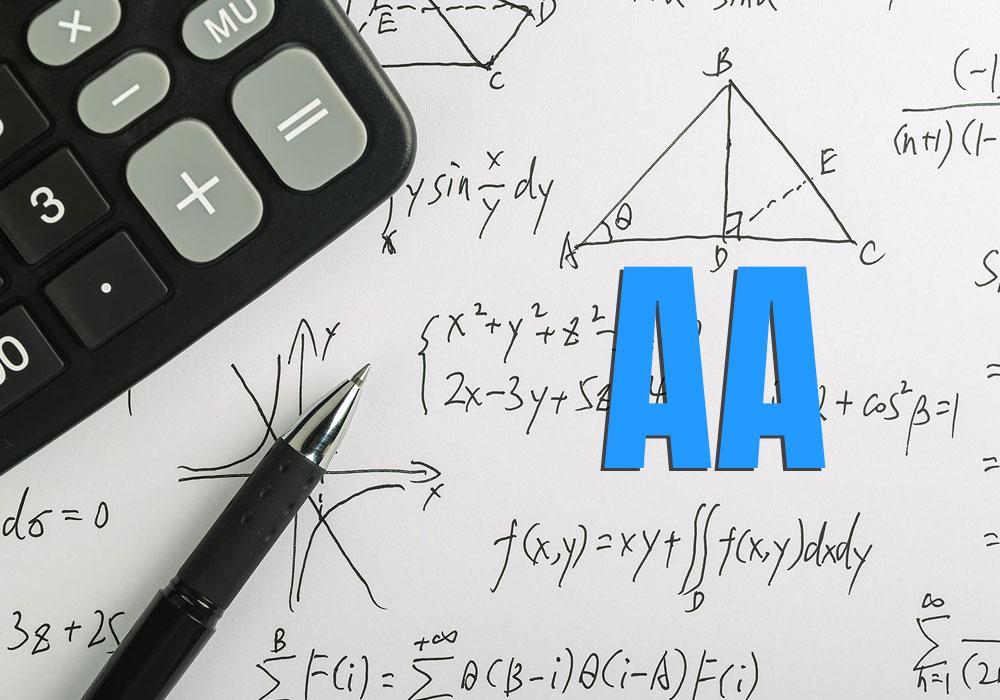 IB Math AA có thực sự khó?