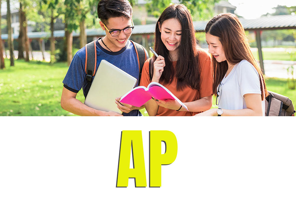 Why is studying AP difficult?
