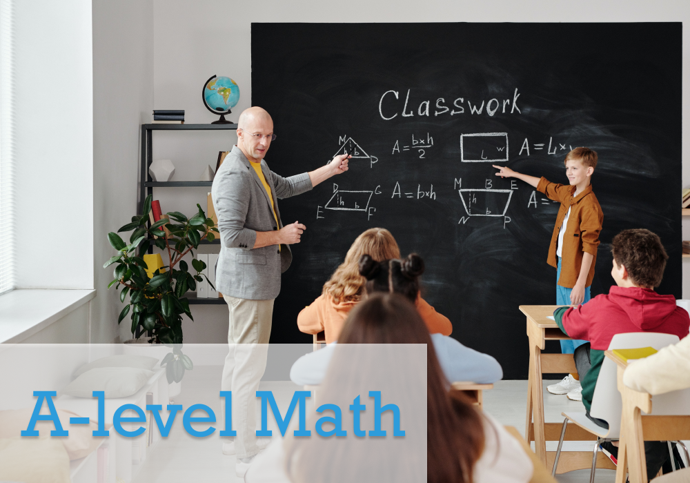 What makes A-level Math difficult?
