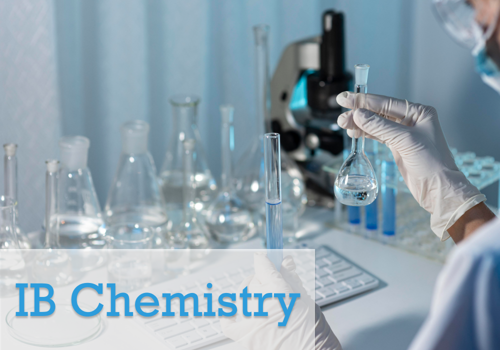 What is the hardest topic in IB Chemistry?