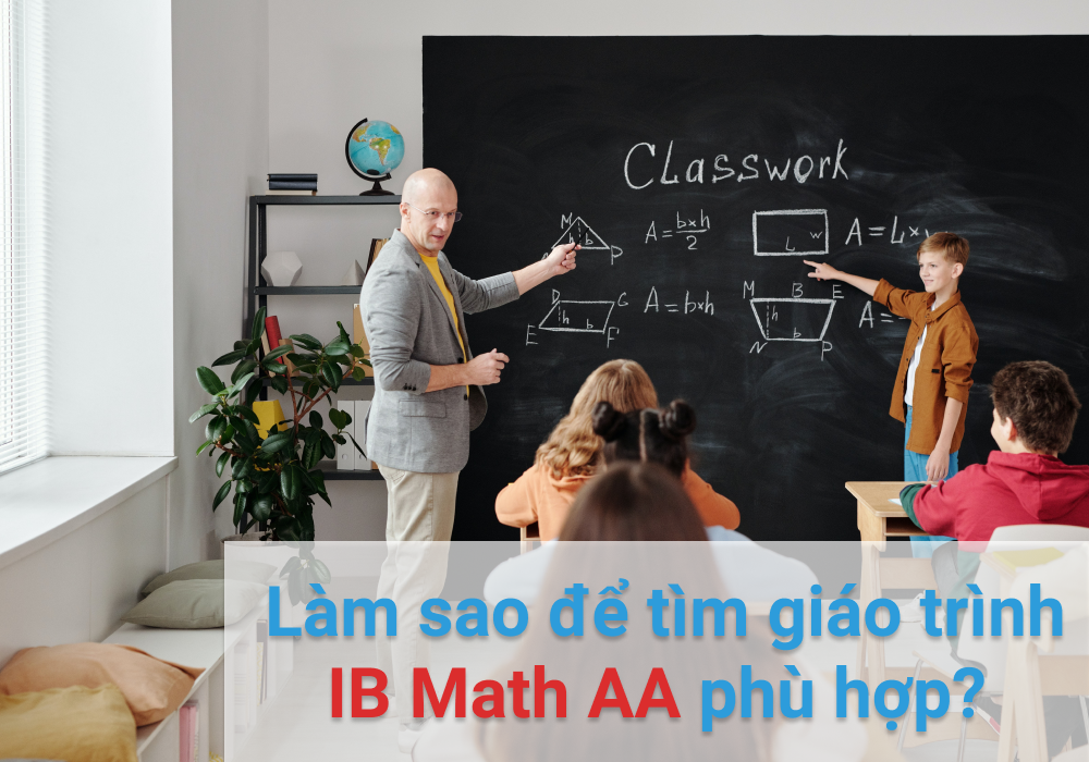 How to find suitable IB Math AA textbooks?