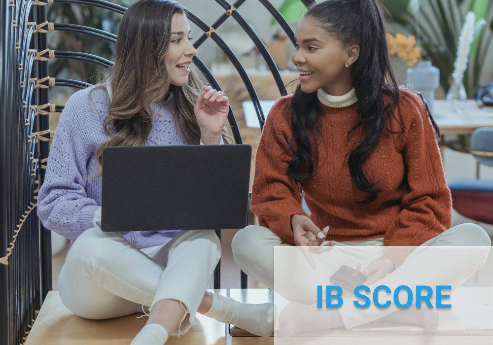 How to calculate IB percentage scores?