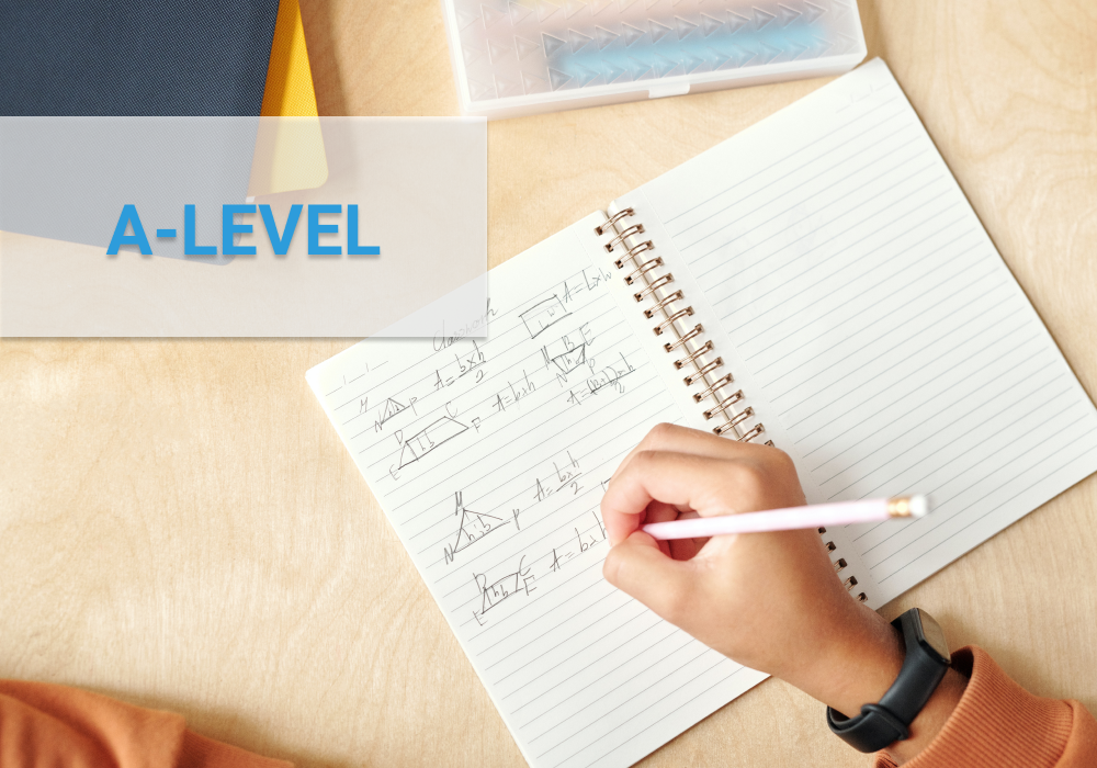 What is a good grade for A-level?