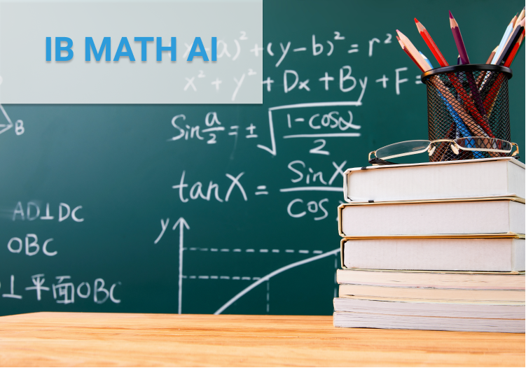 How to find suitable IB Math AI textbooks?